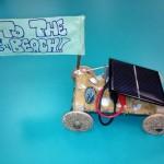solar dune buggy