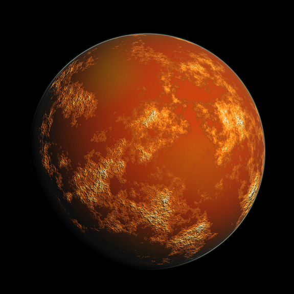 Mars-geology
