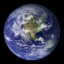 earth ball balloon