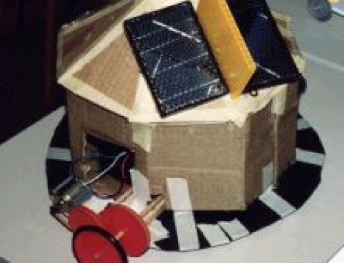 Solar Tracking Device