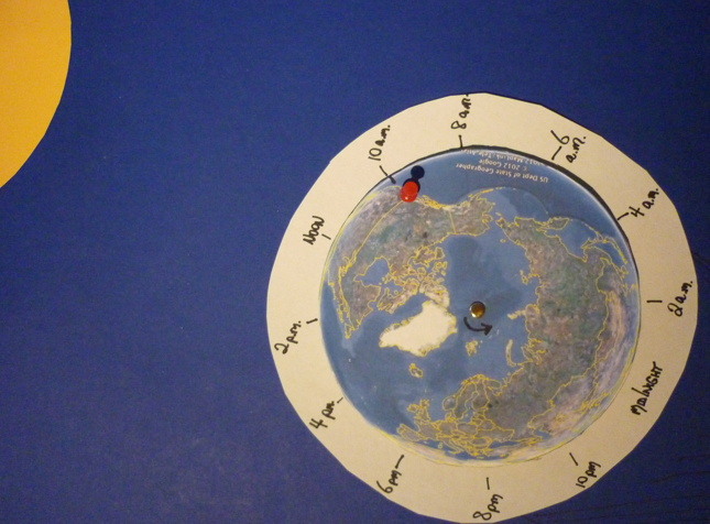 solar-day-clock