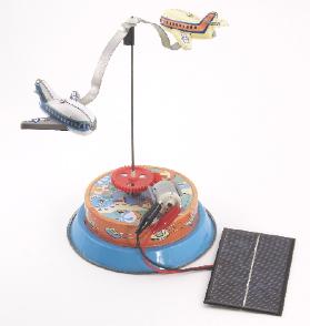solar model planes