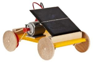 SunnySide Up Solar Car